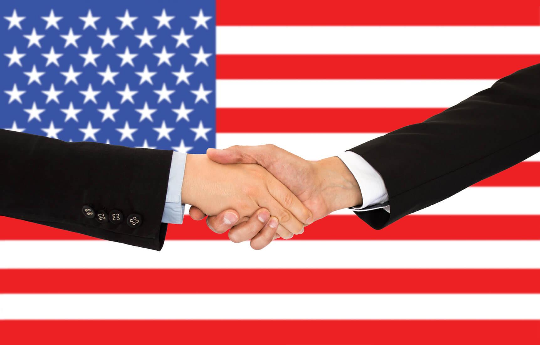 businessmen in USA