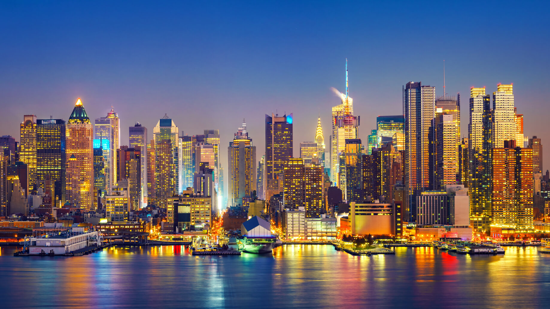 Best things to do in new york city move to america for Best places to go in nyc at night